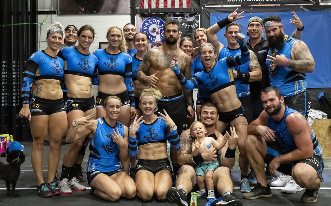 GRID vs. CrossFit